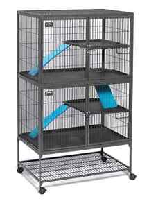 Ferret nation double story cage