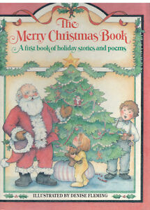 NICE Stories Poems The Merry Christmas Book Holidays by Flemin