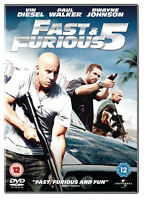 DVDs  fast and furious 5 6 and 7