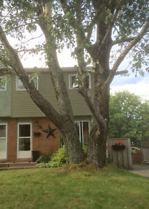 FOR SALE - Well maintained and updated 2 storey 3 bedroom semi