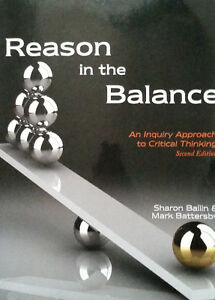 Reason in the Balance Textbook - Mohawk College