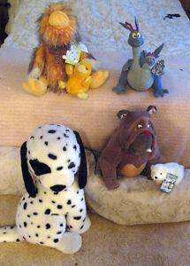 Cuddly Stuffed Plush Animals