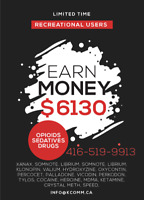PARTICIPATE IN RESEARCH STUDIES AND GET PAID $6300 NOW!