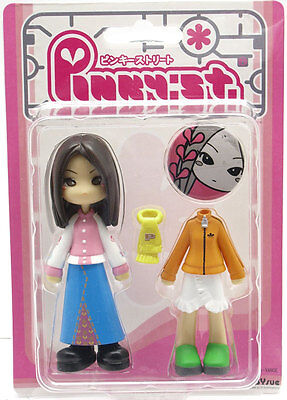 Pinky:st Street Series 3 PK009 Pop Vinyl Toy Figure Doll Cute Girl Anime Japan