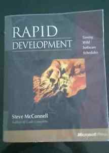 Rapid Development de Steve Mc Connell