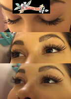 Professional Eyelash Extension - over 4 year experience
