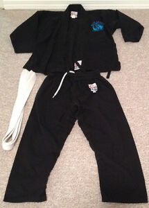 BLUE DRAGON MARTIAL ARTS UNIFORM