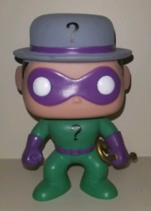 Funko POP! Batman DC Universe THE RIDDLER Vaulted Vinyl Figure