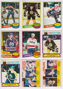 1980-81 O-Pee-Chee Complete Set (80-81 OPC) - AWESOME CONDITION!