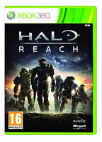 Call of Duty Black Ops and Halo Reach for XBOX 360