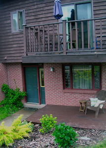Wolfville Lovely Three Bedroom Condo for Feb.1/17