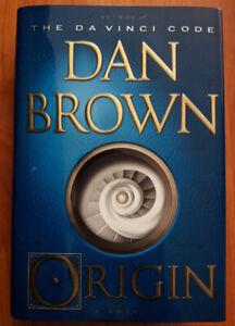 Dan Brown Novels.