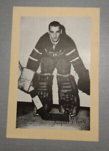 1944-64 beehive photo lot ,JACQUES PLANTE,TIM HORTON,DOUG HARVEY