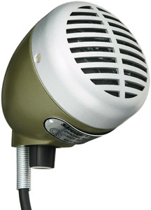 Shure 520dx microphone