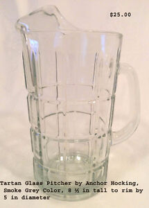 Assorted Pitchers and Jugs individually priced