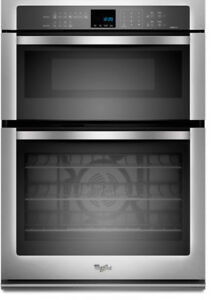 Whirlpool Gold WOC95EC0AS Combination Microwave Wall Oven