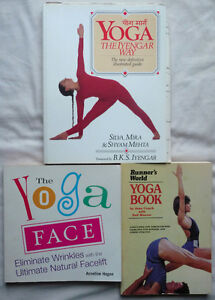 Yoga yourself to a healthier mind and body