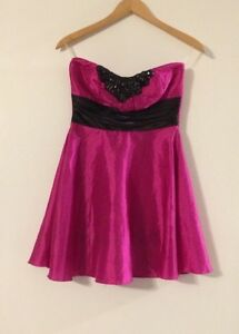 Short prom dress - brand new - size 5