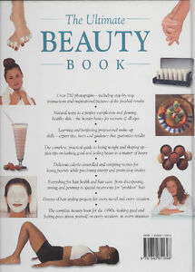 The Ultimate Beauty Book by Jacki Wadeson, Kate Shapland (1996) Peterborough Peterborough Area image 2