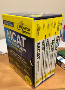 MCAT study pack and practice questions