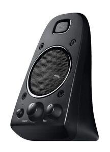 Logitech Z625 2.1 Speaker System with Subwoofer Used