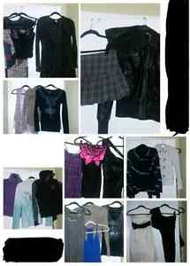 Too much clothes!