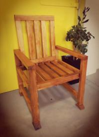 Garden/patio armchair single or set
