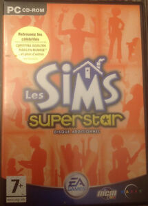 Les Sims Superstar (disque additionnel)