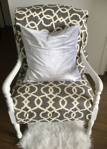 Antique Armchair (solid wood)