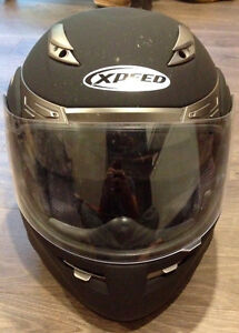 Xpeed Motorcycle Helmet (XL)