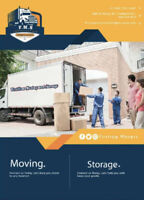 Affordable & reliable moving and storage