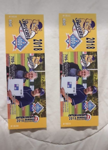 Barrie Baycats tickets