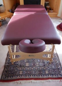 Custom Craftworks Portable Massage Table