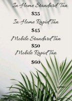MOBILE SPRAY TANNING SERVICE