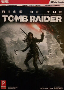 Rise of the Tomb Raider Offical Guide