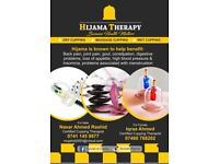 Hijama (cupping therapy
