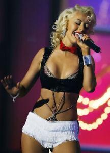 Christina Aguilera Oct 11 GREATSEATS! Casino Rama SoldOutShow