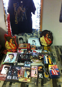 Elvis Presley Collection (43 items)