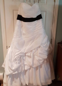 Never worn plus size wedding dress from Bridal Vision