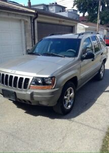 2002 Jeep Grand Cherokee 4x4 Edmissions 180Kms $1600