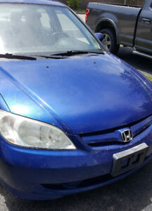 2005 Honda Civic Si - LOW KM! 140KM - AS IS