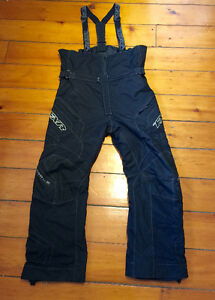 Snowmobile gear - FXR flotation pants