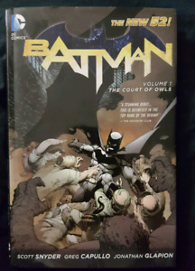 Batman: The Court Of Owls Volume 1 (Hardcover)