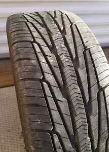 1 - 225/60/17 Goodyear Assurance TripleTred - like new