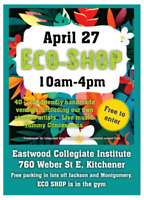 Earthday Art Market / Eco-Shop n' Swap