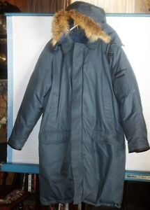 SIZE 46 TALL SEARS THE MEN STORE DOWN COAT