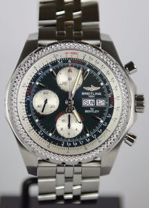 Breitling Bentley GT just Serviced LIKE NEW box and papers