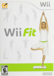 Wii Fit, Nintendo Wii, Used