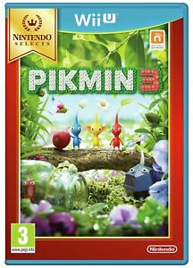 Pikmin 3 Nintendo Wii U Game. From the Official Argos Shop on ebay