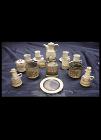 TREMAR STONE WARE COLLECTION